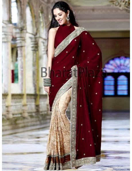 glamorous-look-wedding-saree-115
